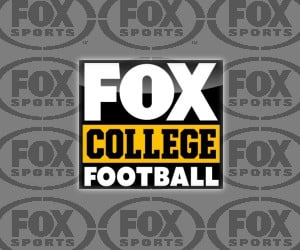 fox tv football schedule whos playing college football tonight